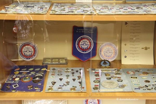 в музее аэропорта Домодедово