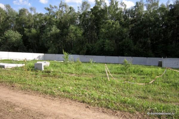 строительство на Никитских полях
