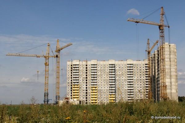 Новое Домодедово. Июль 2012