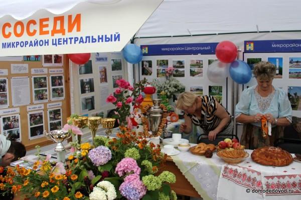 Экспозиции районов и микрорайонов Домодедово