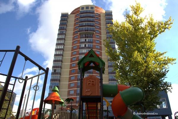 Самый высокий дом в Домодедово