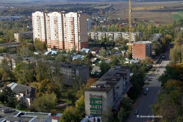 Дома на улице Набережная и Гагарина