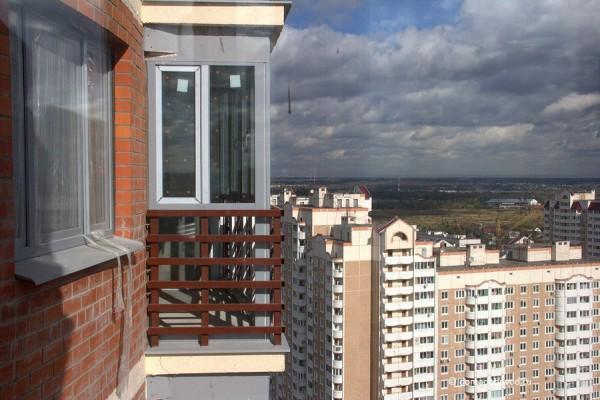 Вид из окна дома по адресу ул. Гагарина, 20