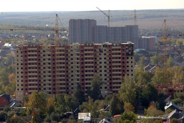 Новостройки на улице Текстильщиков (Гюнай) и улице Советская (МОСТ-11)