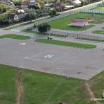 Вертолётная площадка в Домодедово