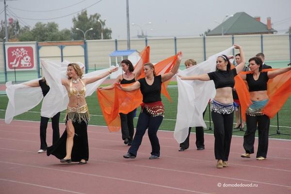 Секция восточного танца