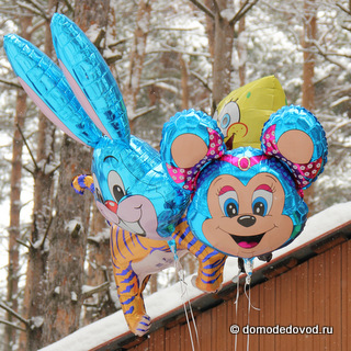 Детские праздники в Дружбе