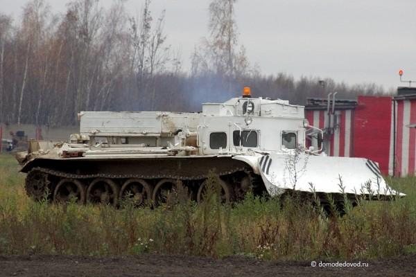 Танковый тягач
