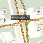 Пробки на платной дороге М4 в Домодедово (83)