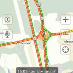 Пробки на платной дороге М4 в Домодедово (81)