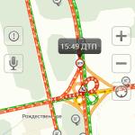 Пробки на платной дороге М4 в Домодедово (68)