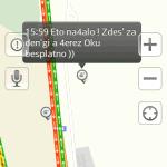 Пробки на платной дороге М4 в Домодедово (61)