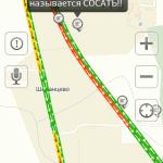 Пробки на платной дороге М4 в Домодедово (60)