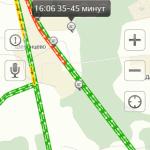 Пробки на платной дороге М4 в Домодедово (16)