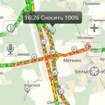 Пробки на платной дороге М4 в Домодедово (8)