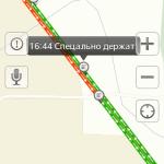 Пробки на платной дороге М4 в Домодедово (43)