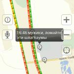 Пробки на платной дороге М4 в Домодедово (42)