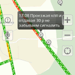Пробки на платной дороге М4 в Домодедово (33)