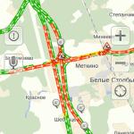 Пробки на платной дороге М4 в Домодедово (23)