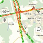 Пробки на платной дороге М4 в Домодедово (22)