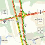 Пробки на платной дороге М4 в Домодедово (21)