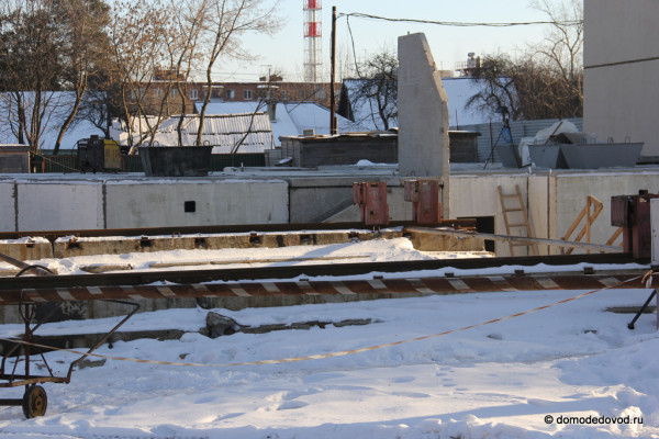 СУ-155 в Домодедово