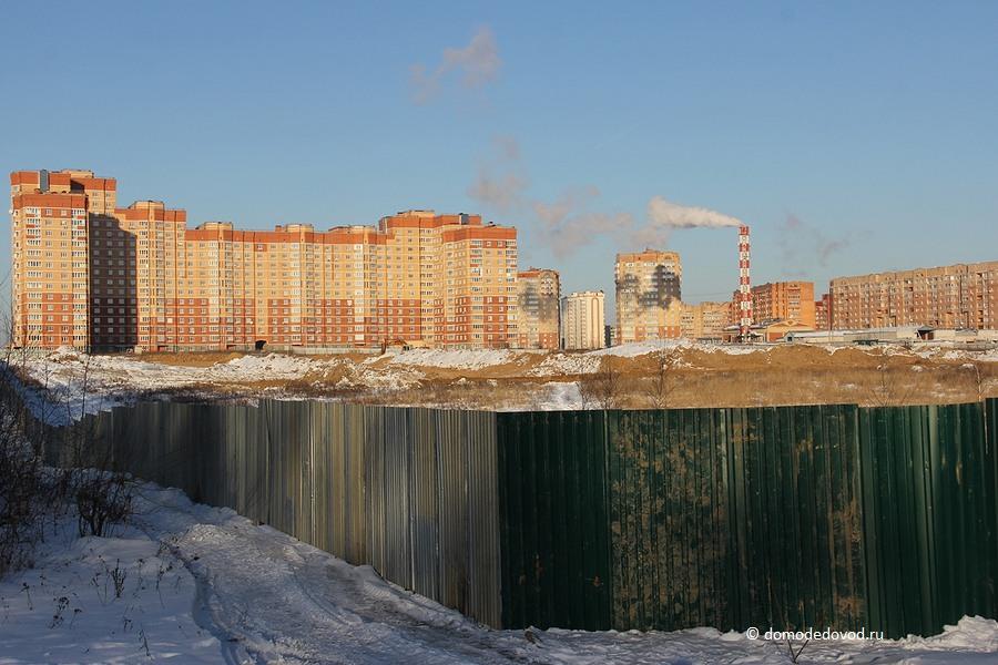 """Строительство ЖК """"Европейский"""" в Домодедово"""