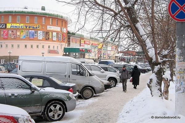 Работа эвакуатора в Домодедово (7)
