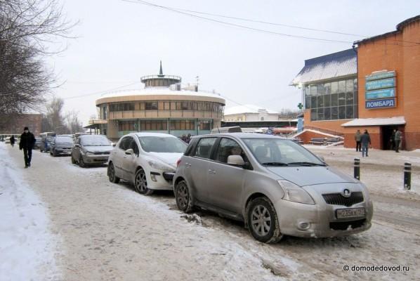 Работа эвакуатора в Домодедово (8)
