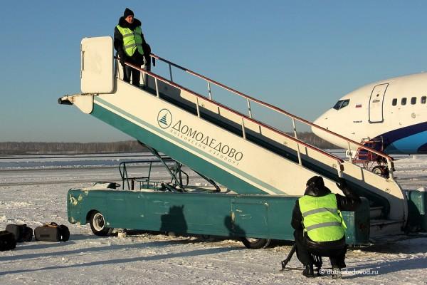 Спецтехника аэропорта Домодедово (20)