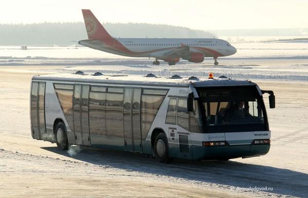 Спецтехника аэропорта Домодедово (16)