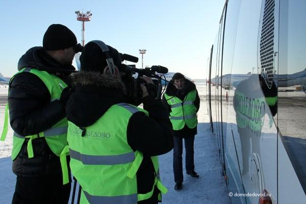 Спецтехника аэропорта Домодедово (1)