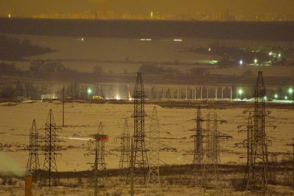 Незаконная свалка в Домодедово