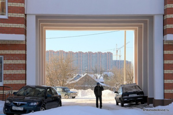 """ЖК """"Центральный"""" Домодедово, ул. Кирова (6)"""