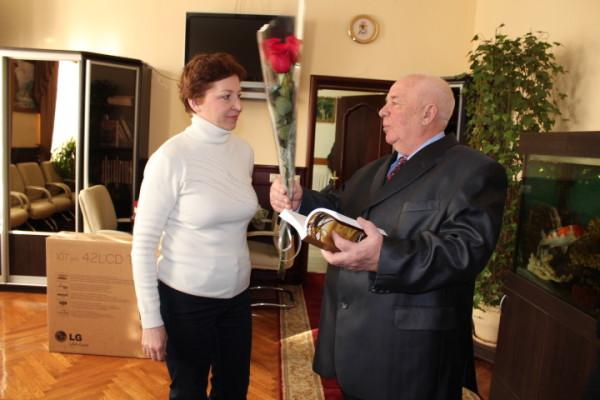 Домодедовские полицейские поздравляют с юбилеем