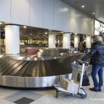 Приключения багажа в аэропорту Домодедово (9)