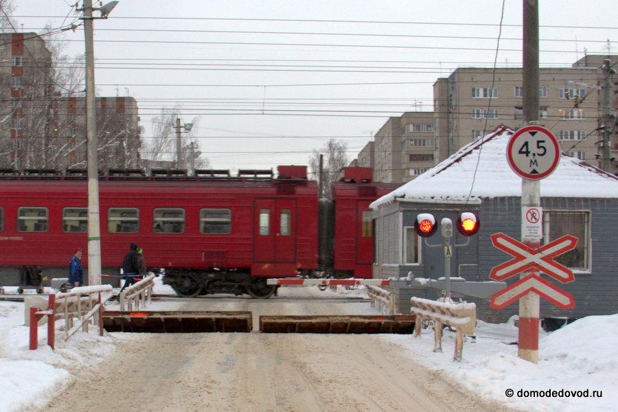 Железнодорожный переезд перегона кардымово-ярцево закроют на ремонт