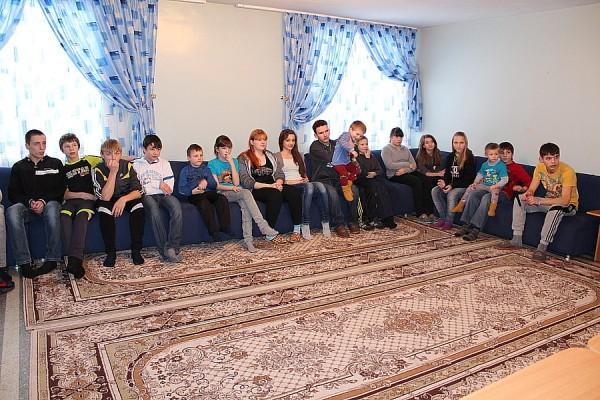 Домодедовские полицейские посетили детский дом им. Талалихина (6)