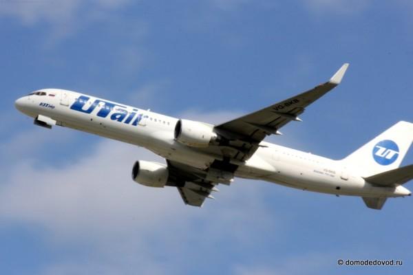 Боинг авиакомпании UTair