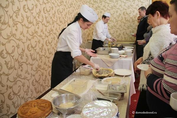 Мастер-классы и дегустация в ресторане «Вояж» гостиницы «Рамада»