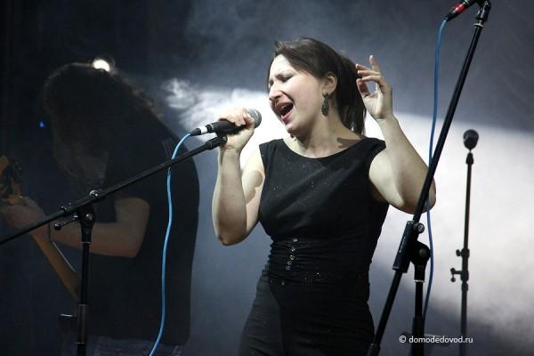 Гала-концерт фестиваля РингРок (9) Жанна Кожухова и группа Ветер
