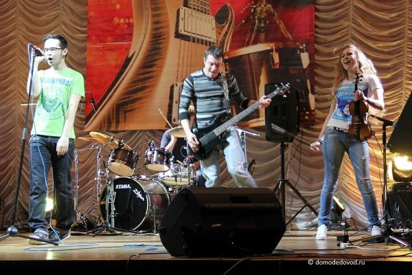 Гала-концерт фестиваля РингРок (16) Веселый каподастр