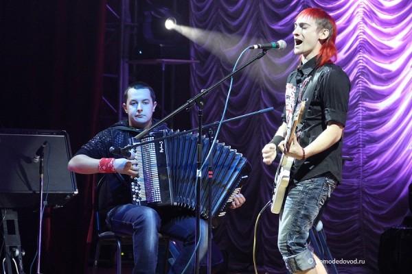 Гала-концерт фестиваля РингРок (23) Неформально нормальные