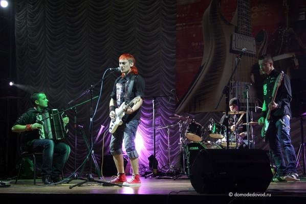 Гала-концерт фестиваля РингРок (25) Неформально нормальные