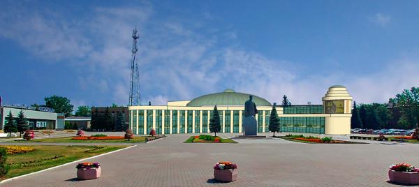 Проект цирка в городе Домодедово