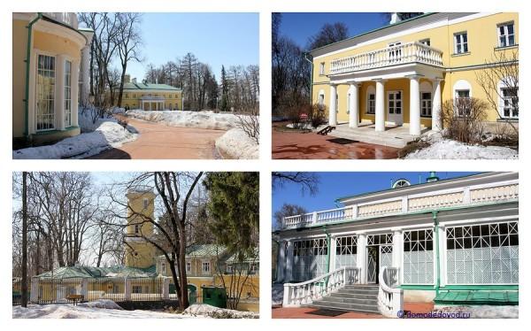 Музей-усадьба «Горки Ленинские»
