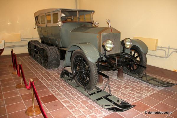 Rolls-Royce в Горках