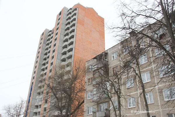 Новостройка Гюнай в Домодедово ул. Гагарина