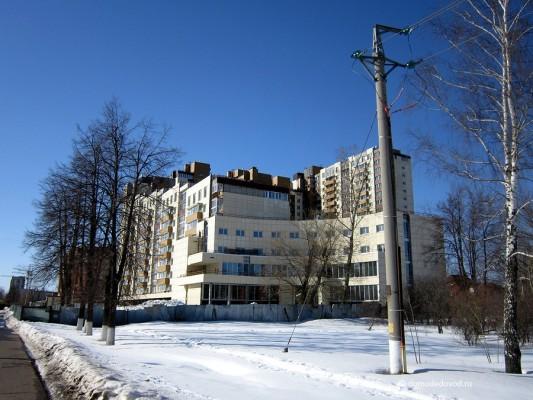 Медицинский центр. ЖК Гранд Авион в Домодедово