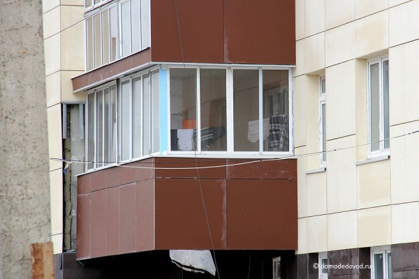 Временное жилище в ЖК Гранд Авион